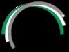 Logo désaturé vert